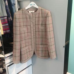 Valentino vintage jacket size 8 in EUC
